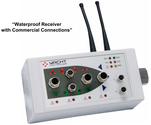 Yacht Controller Receiver
